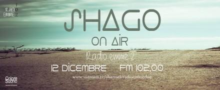 SHAGO su radio emme2