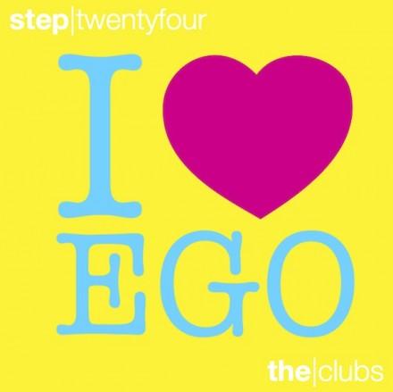 I LOVE EGO STEP 24