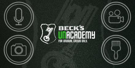 BECK'S UNACADEMY  – SEMIFINALI
